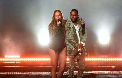 Beyoncé Kendrick Lamar