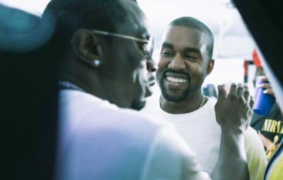 Diddy Kanye West