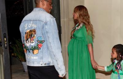 Jay Z Beyoncé Blue Ivy Carter