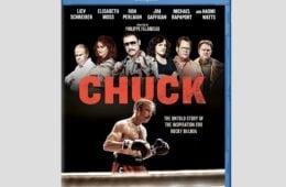 Chuck Blu-ray