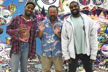 Kid Cudi Kanye West