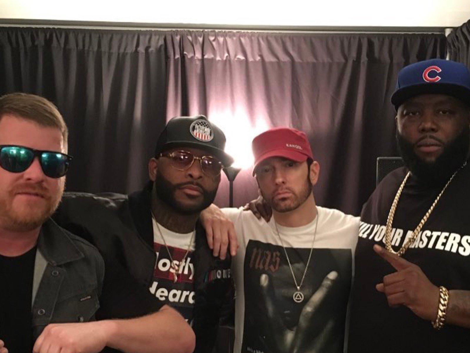 Run The Jewels Royce Da 5'9 Eminem