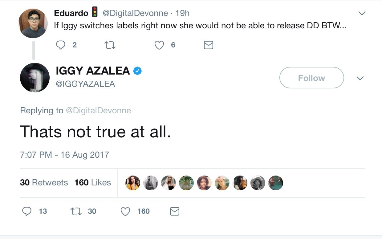 "Iggy Azaela Explodes On Azealia Banks: ""B*tch You Never Moved The Needle! EVER! No One Wants To Be You!"" –"