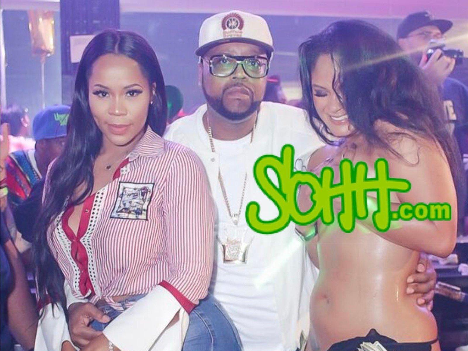Deelishis DJ Kay Slay Maliah Michel