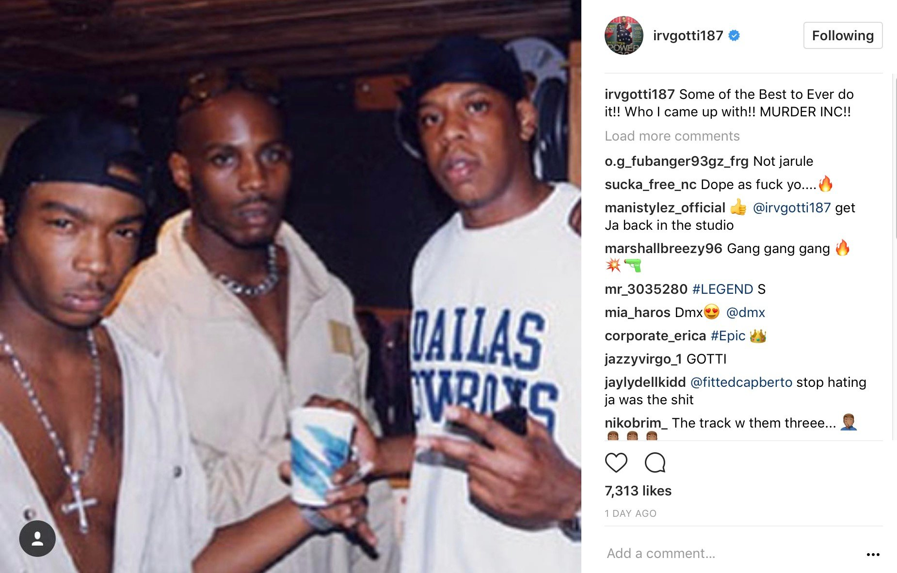 DMX Heads Back To Jail, Ruff Ryders Leader Suffers Meek Mill's Fate –