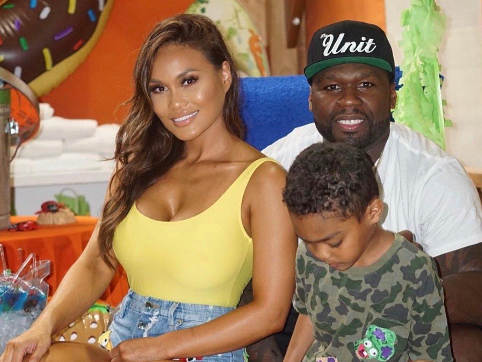 Daphne Joy Sire Jackson 50 Cent