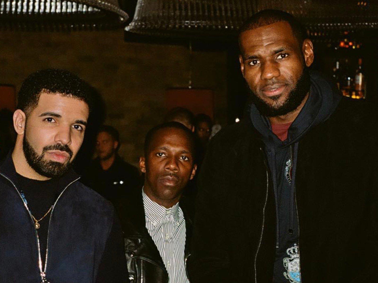 Drake LeBron James