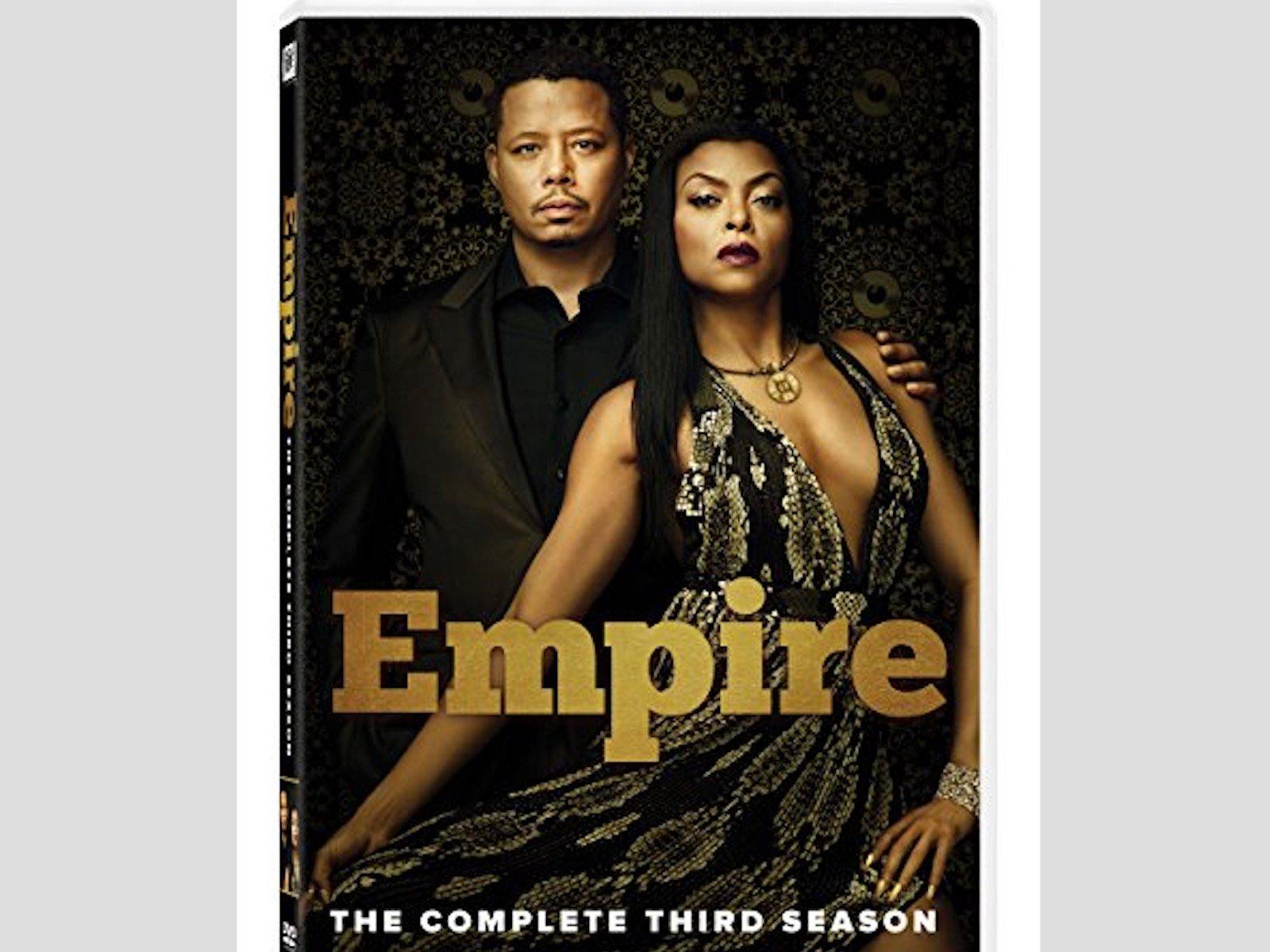 Empire Season 3 DVD