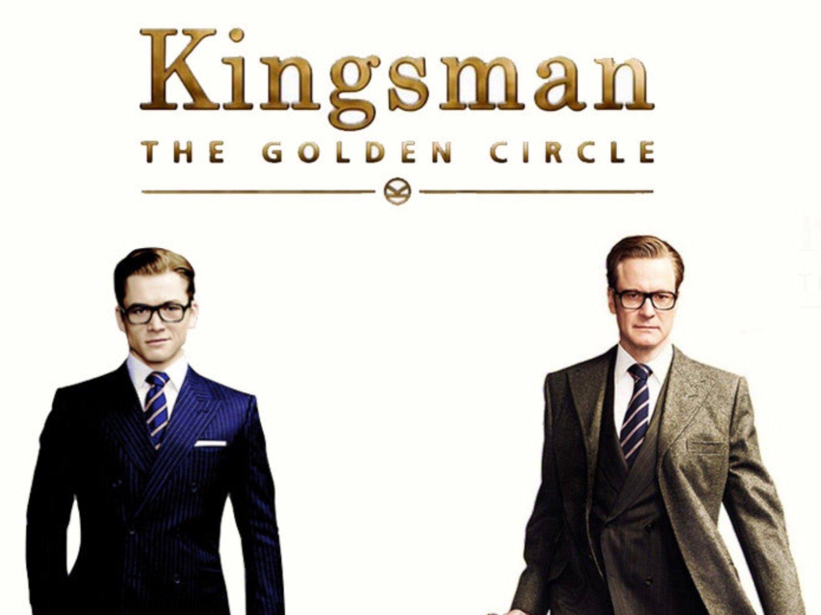Kingsman The Golden Circle Movie4k