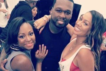 Naturi Naughton 50 Cent La La Anthony