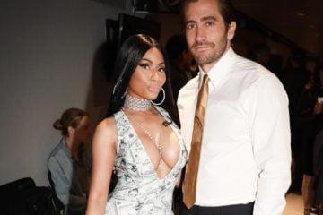 Nicki Minaj Jake Gyllenhaal