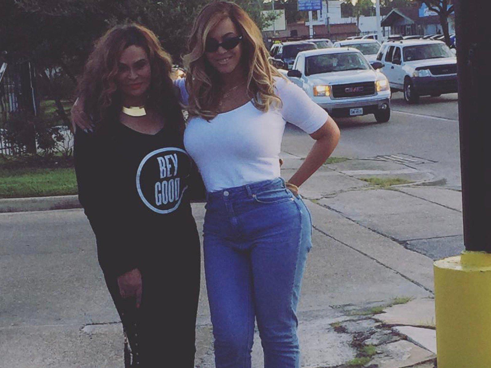 Tina Lawson Beyoncé