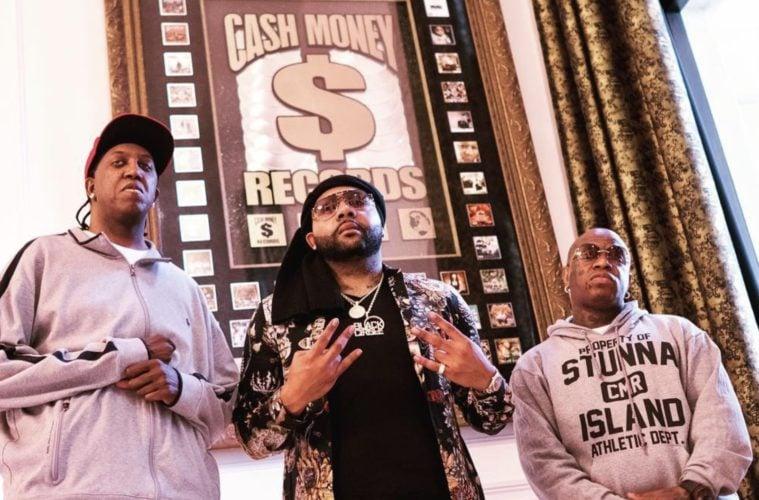 Cash Money Slim Baby Birdman