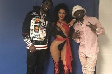 Gucci Mane Keyshia Ka'oir Ralo