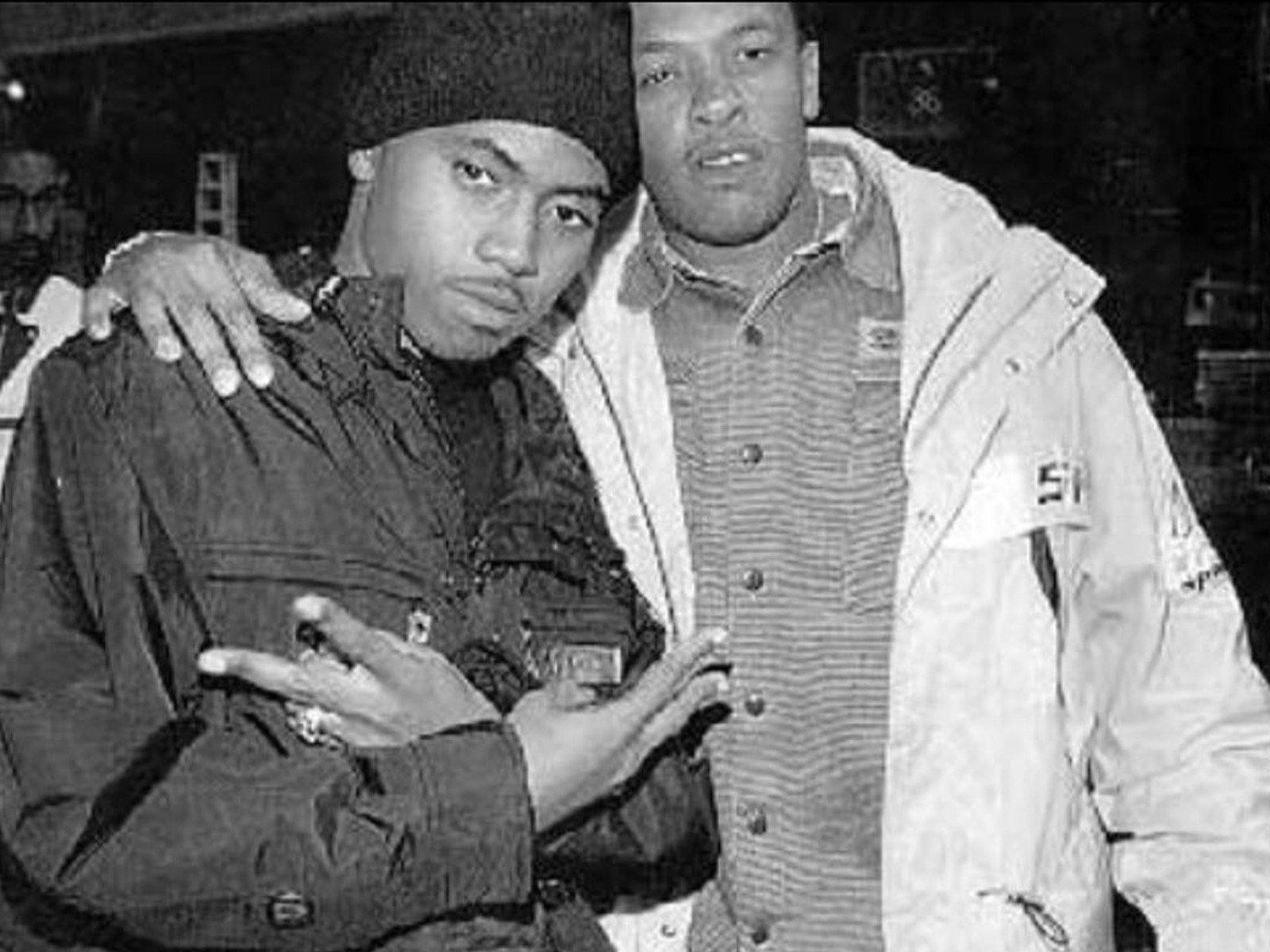 Nas Dr. Dre