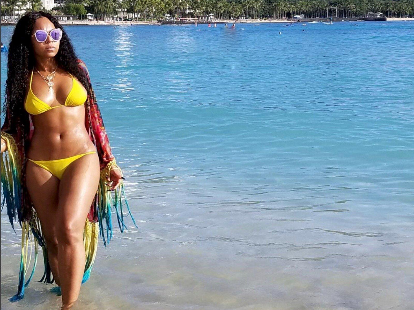 Ashanti Bikini