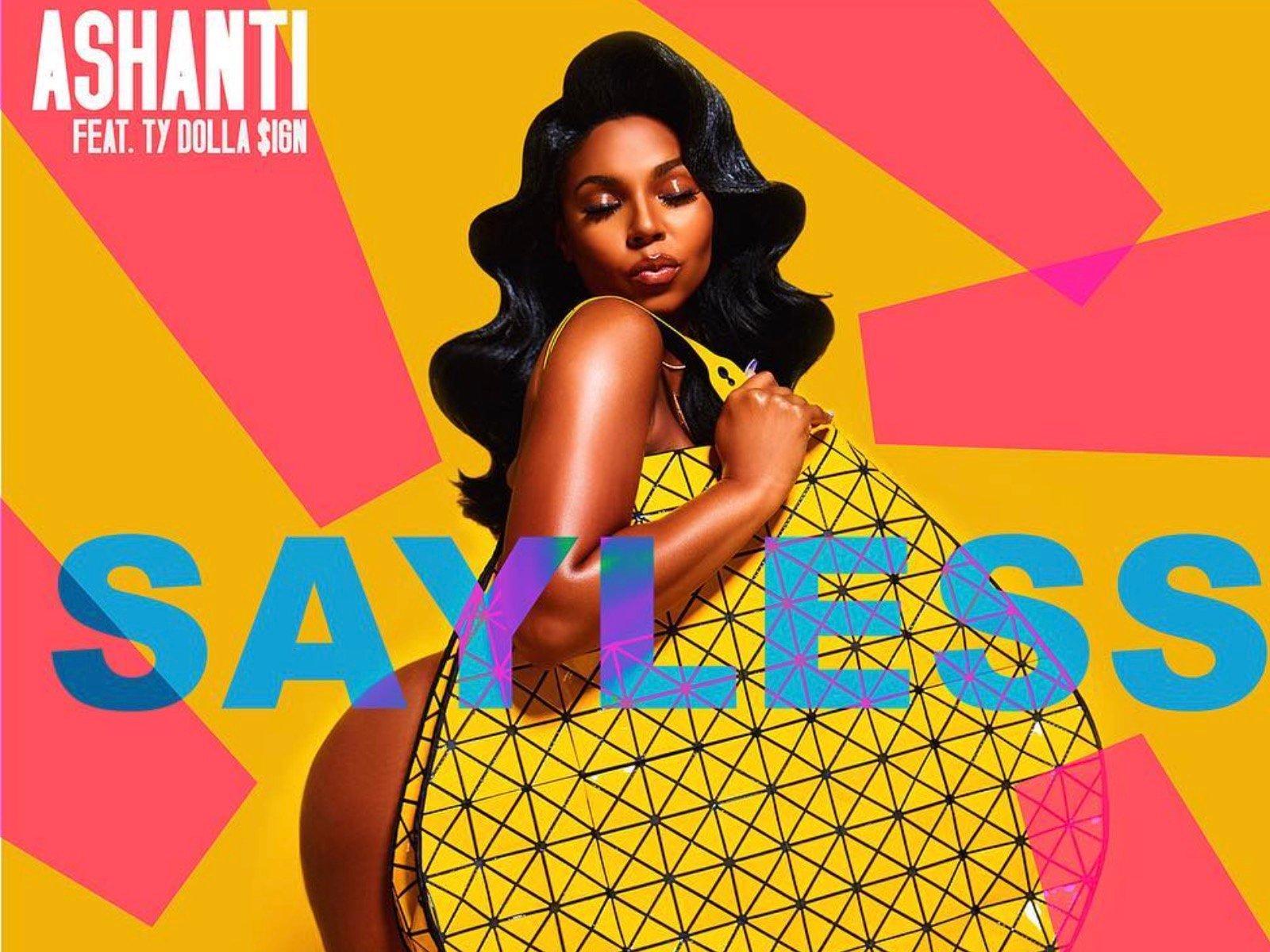 Ashanti Sayless