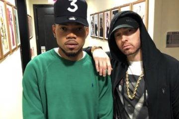 Chance The Rapper Eminem