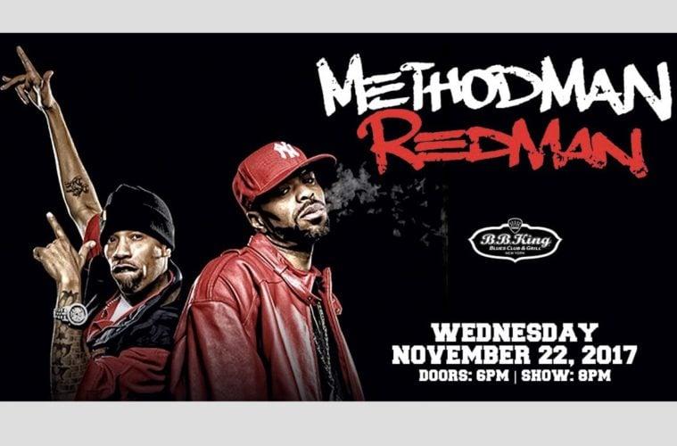 Method Man and Redman BB Kings