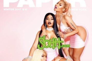 Nicki Minaj PAPER Mag