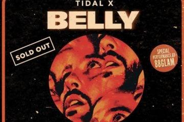 TIDAL X Belly