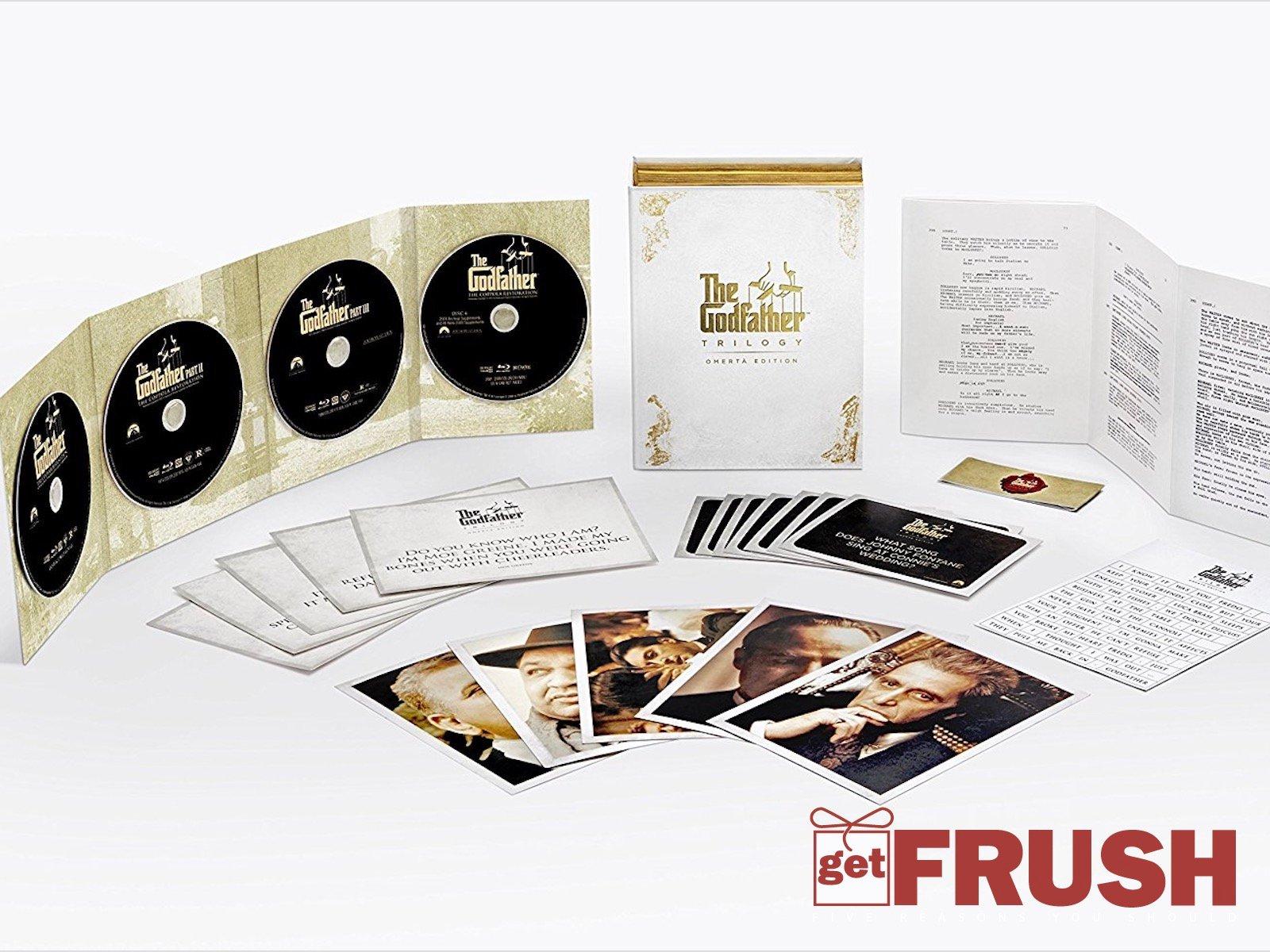 Godfather Trilogy Omerta Edition