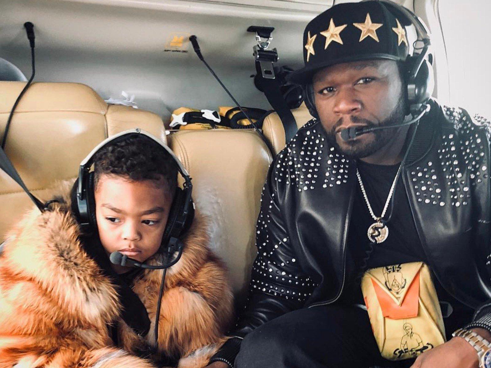 Sire Jackson 50 Cent