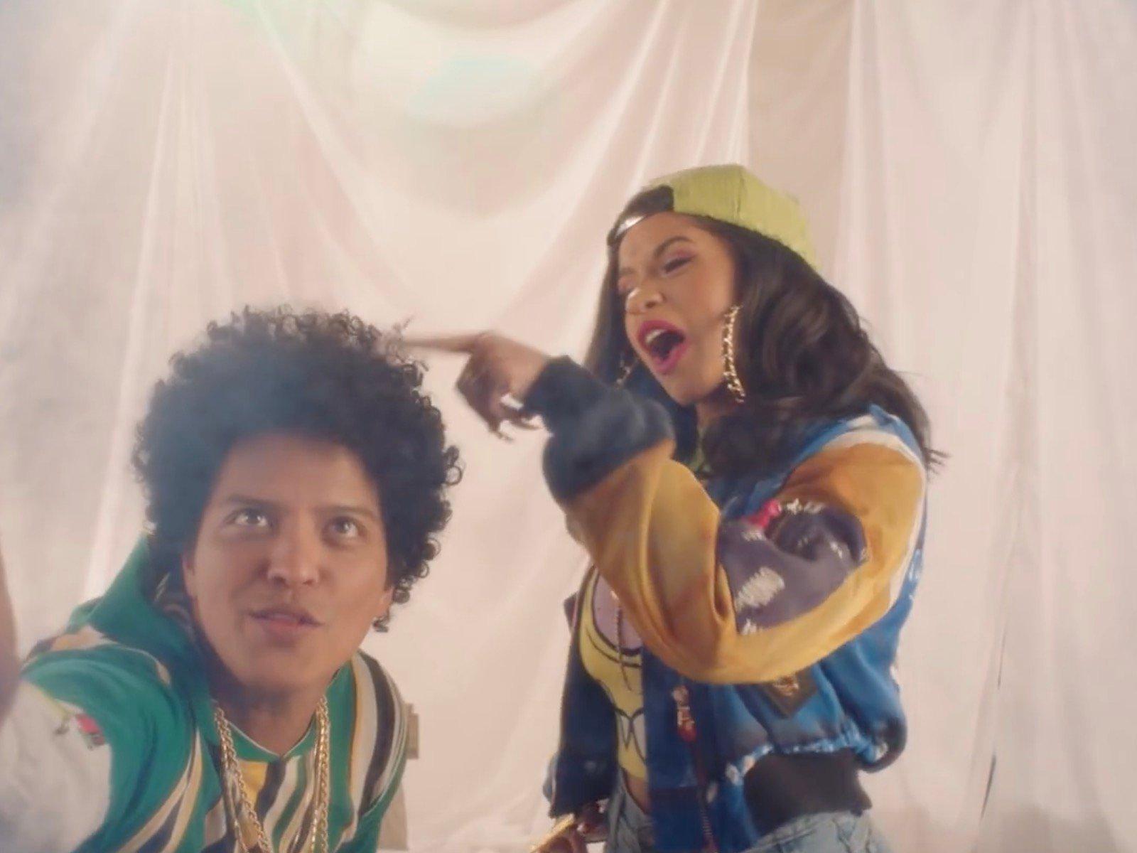 Bruno Mars Cardi B Finesse Remix Video