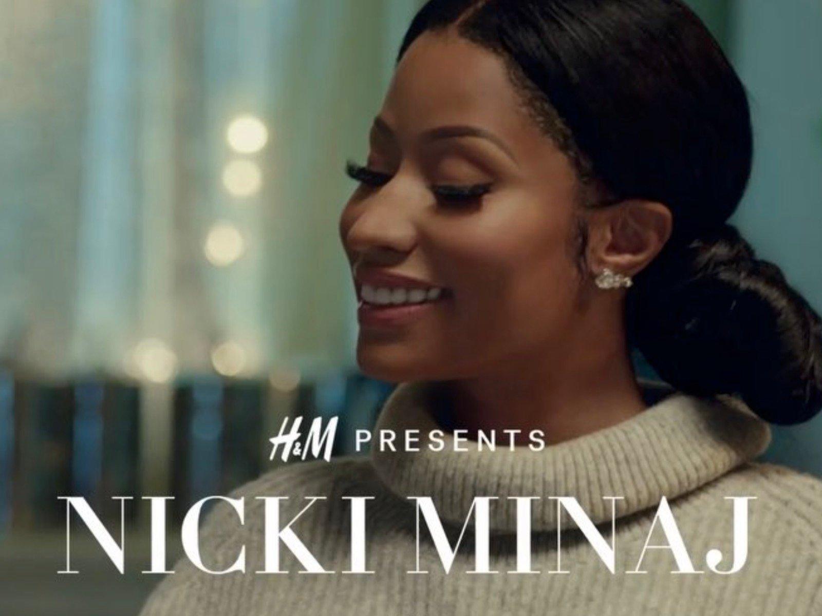 H&M Nicki Minaj