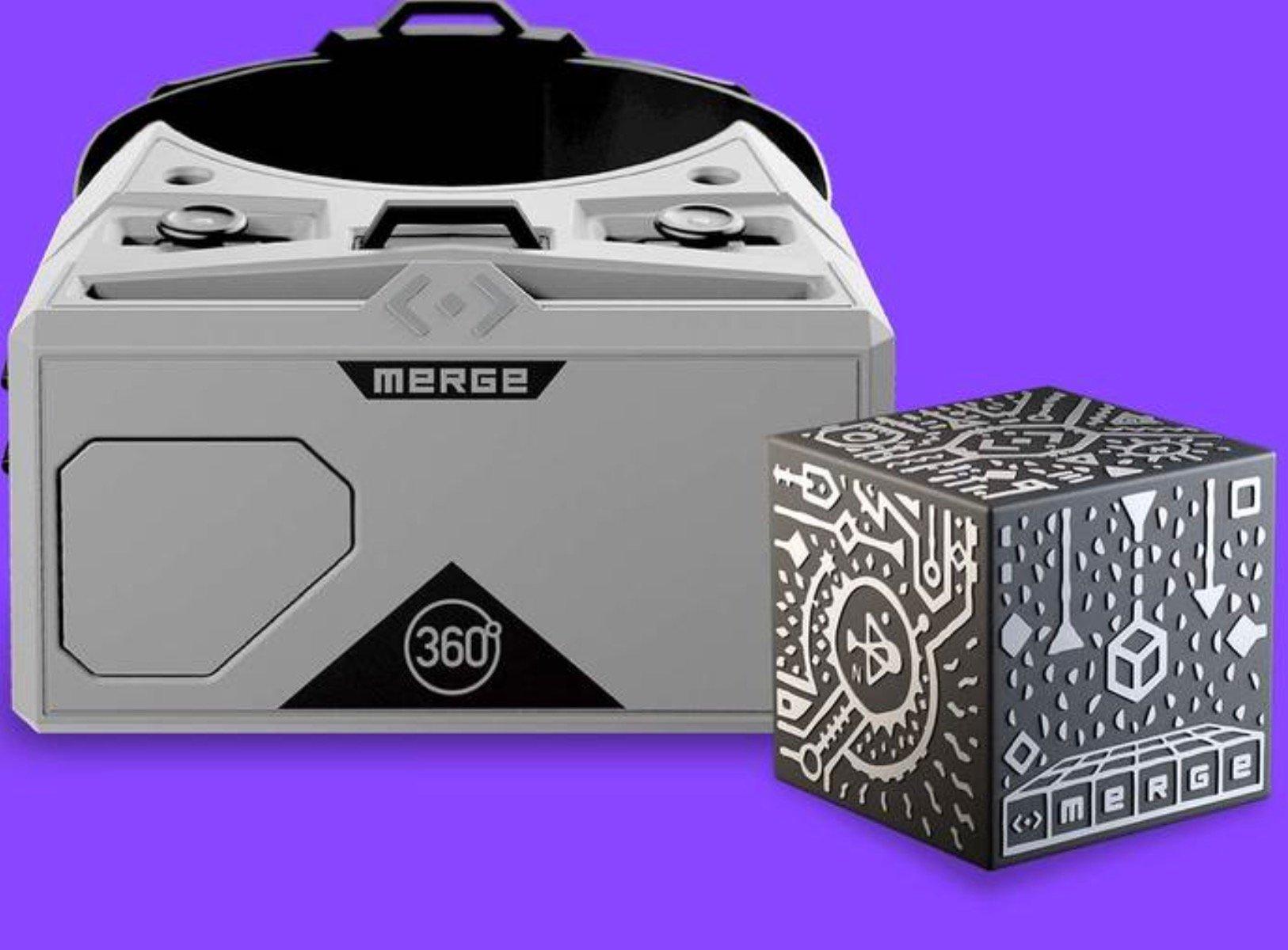 Merge Goggles Cube