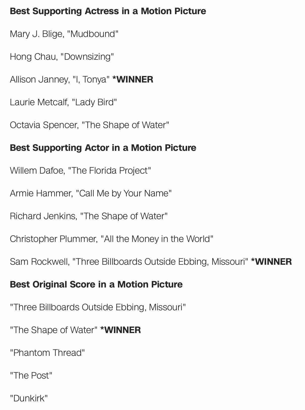 Tyga Opens Wide For Salt Bae, Full Golden Globes Winners List, Oprah For President? –