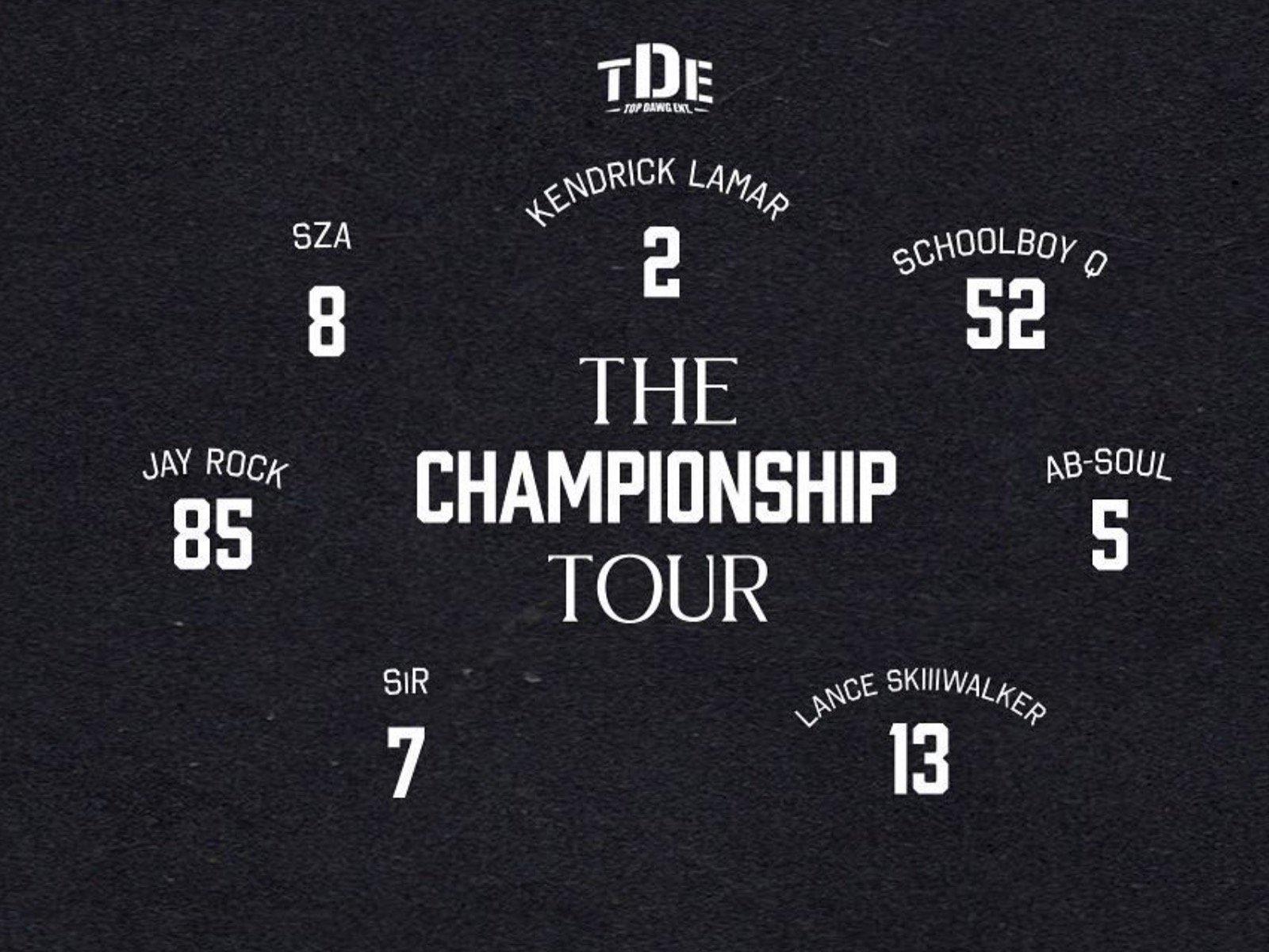 TDE Championship Tour