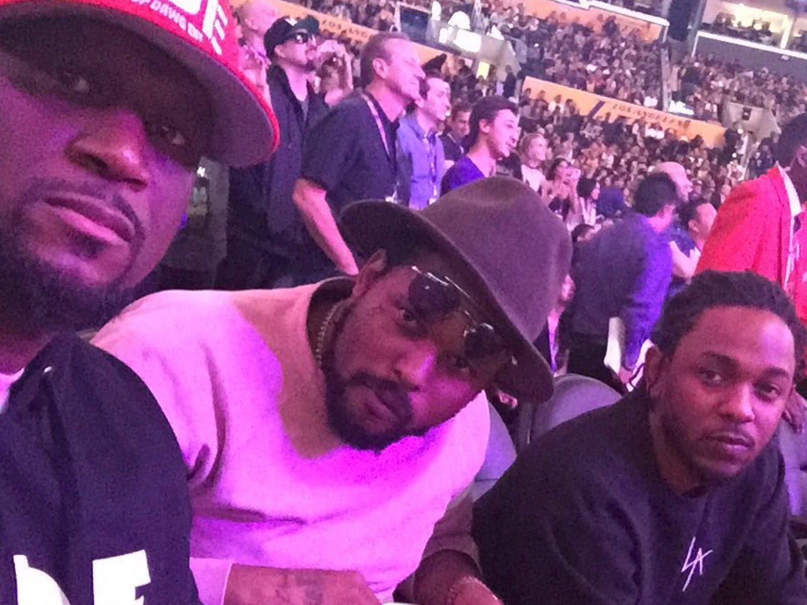 Top Dawg ScHoolboy Q Kendrick Lamar