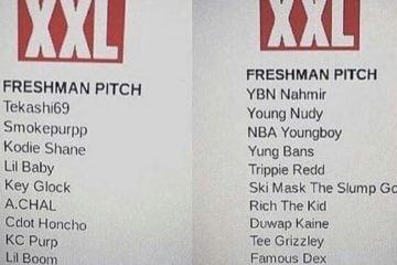 XXL Freshman Pitch