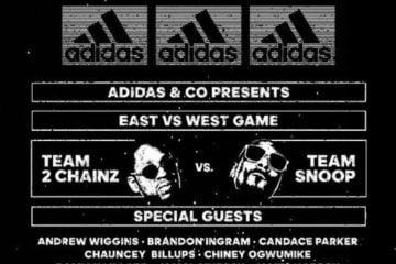 2 Chainz Adidas Line-Up