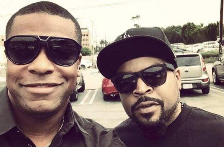 Chris Tucker Ice Cube