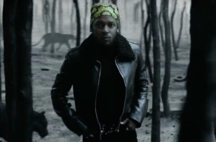 Kendrick Lamar Black Panther All The Stars Video