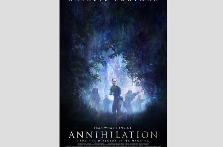 Natalie Portman responds to 'Annihilation' whitewashing criticism
