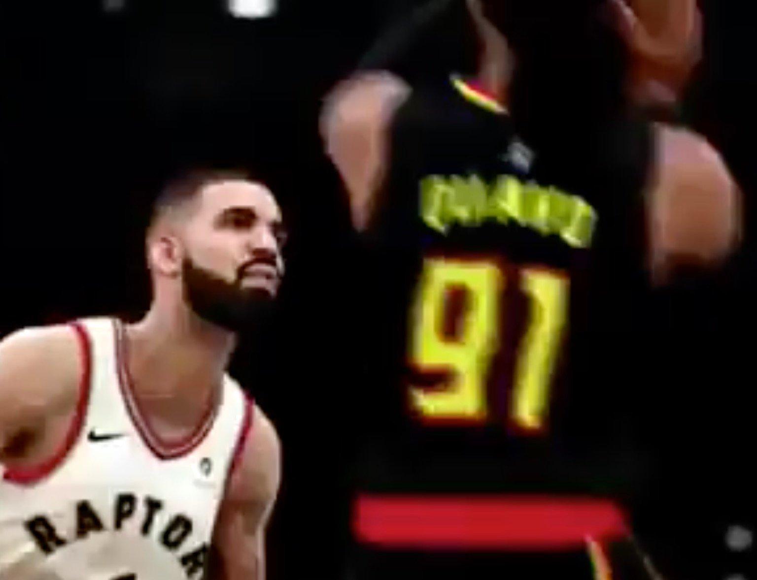 Drake Quavo NBA 2K19