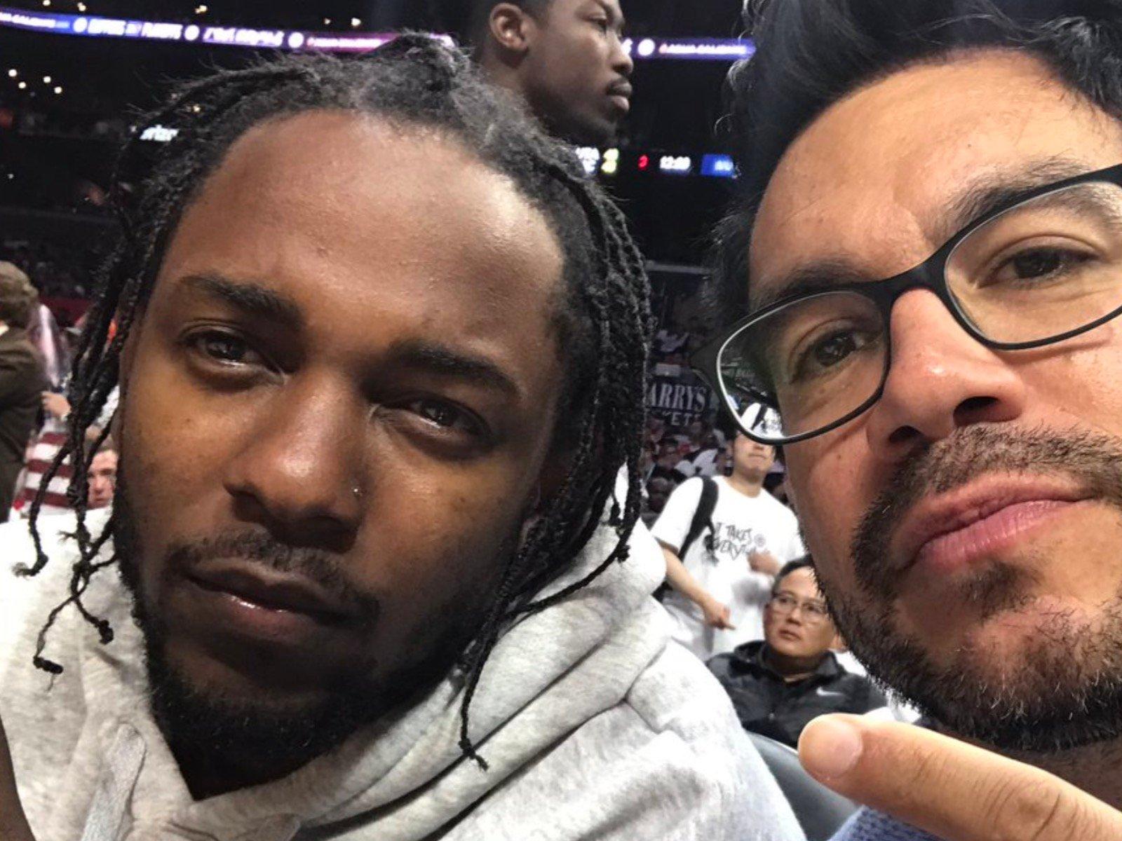 Kendrick Lamar Tai Lopez