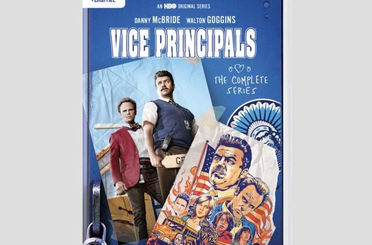 Vice Principals Complete Series