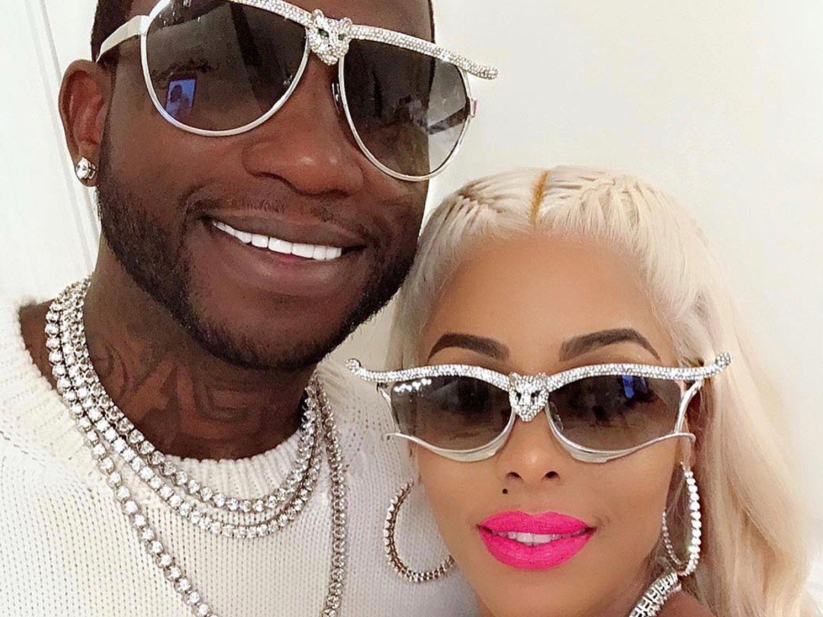 Gucci Mane Keyshia Kaoir IG Pic