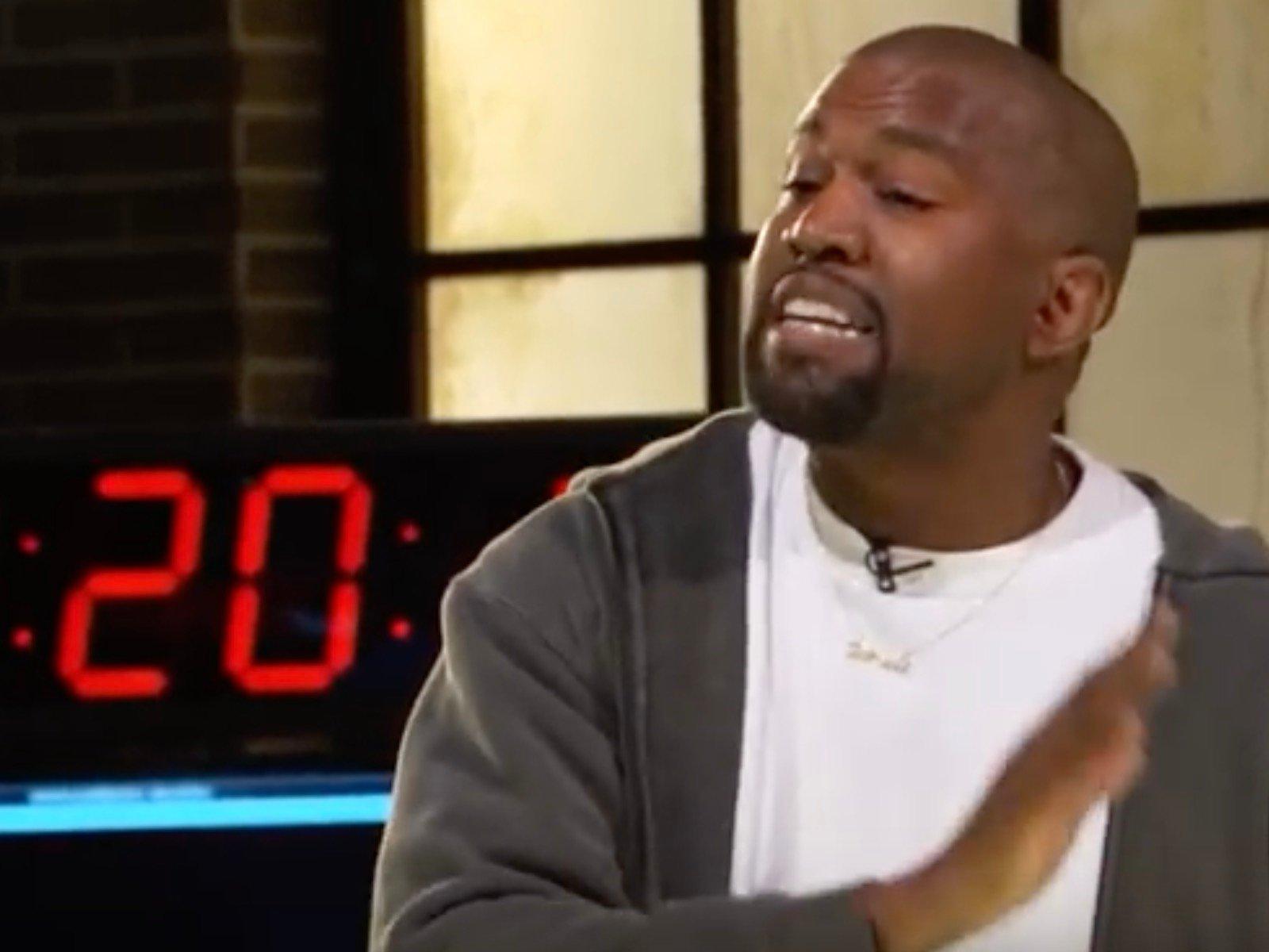 Kanye West TMZ