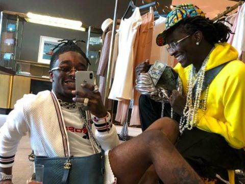 Lil Uzi Vert Young Thug