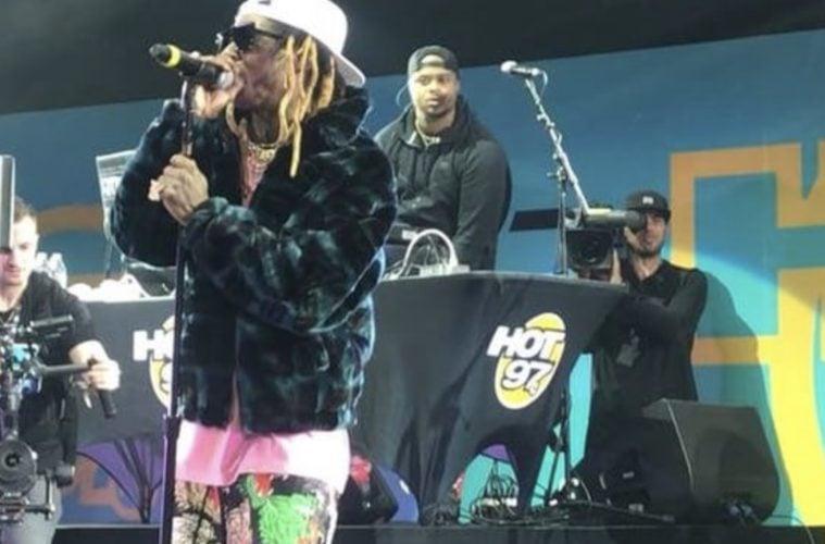 Lil Wayne Hot 97 Summer Jam 18