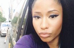 Nicki Minaj Selfie 1