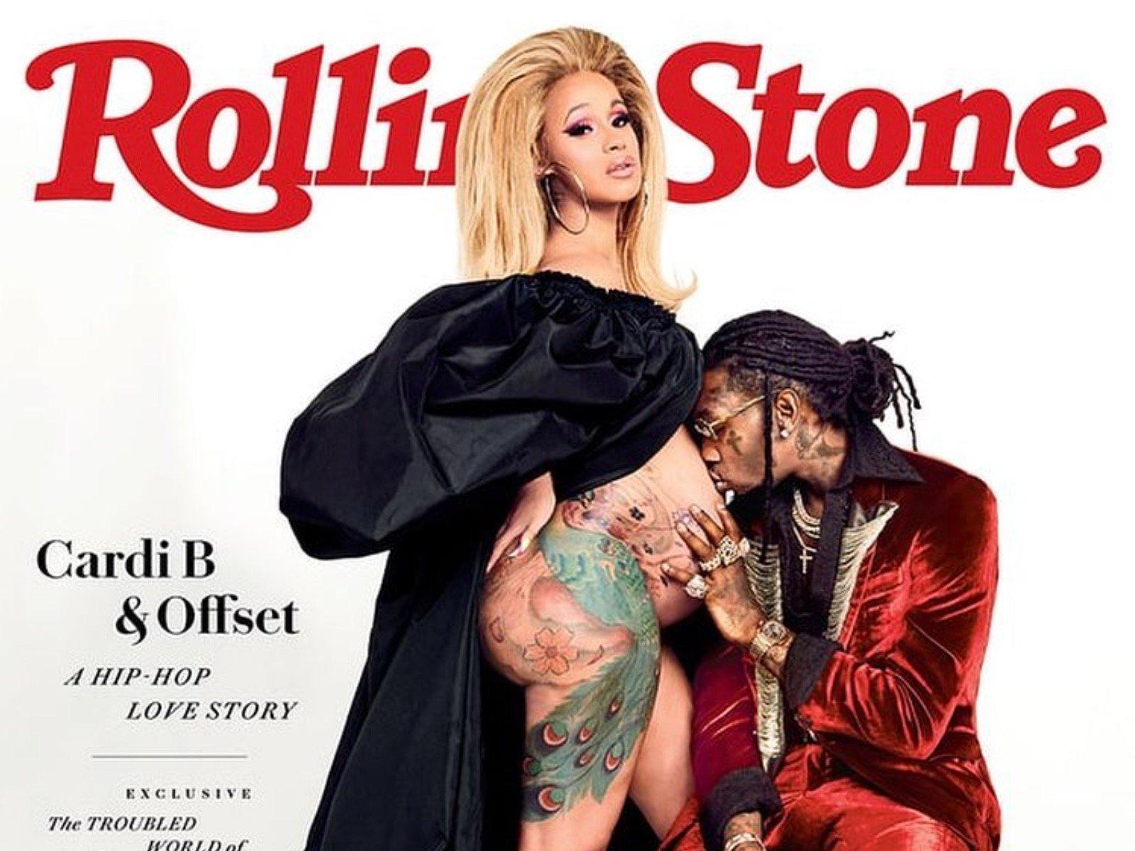 Rolling Stone Cardi B