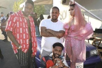 YG DJ Mustard Big Sean Nicki Minaj