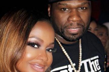 Phaedra Parks 50 Cent
