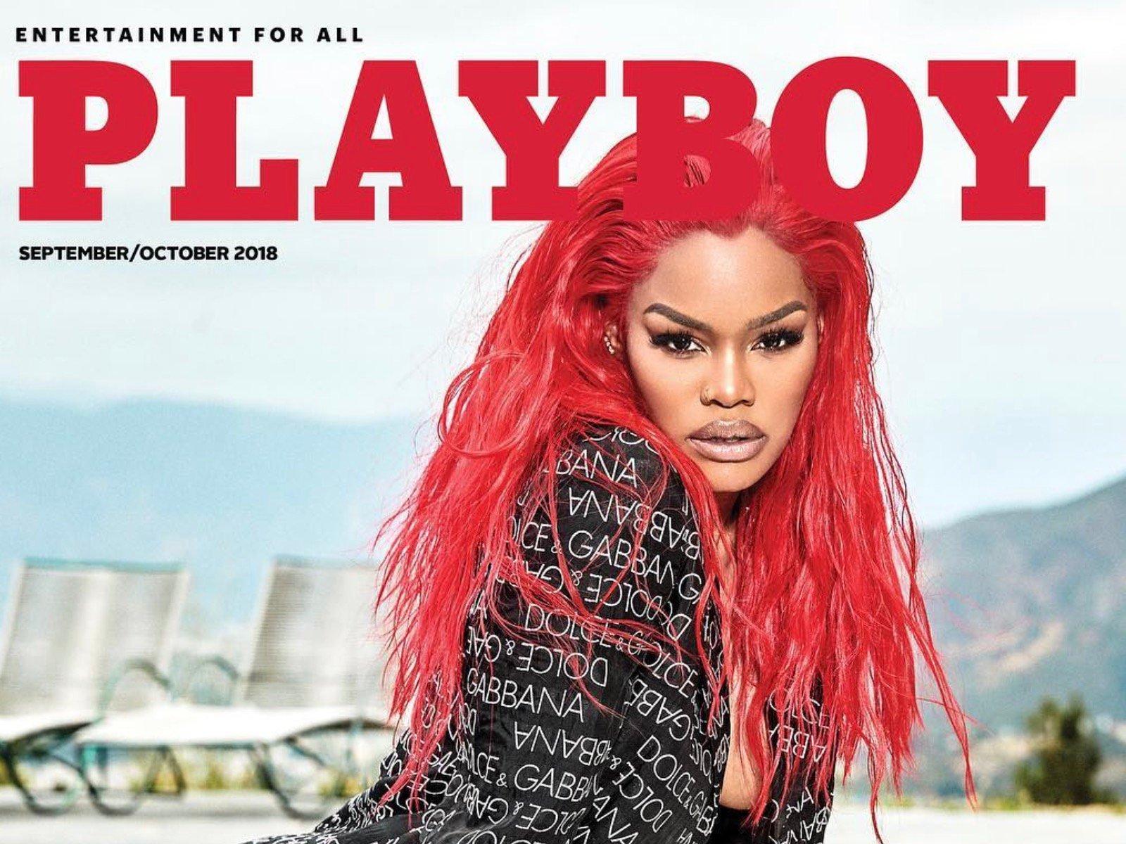 Playboy Teyana Taylor